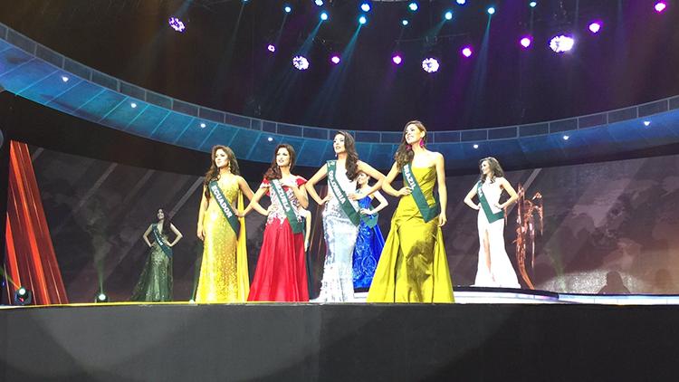 FOTOS: Una ecuatoriana, corona Miss Tierra 2016