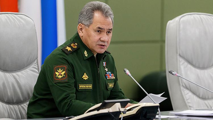 Rusia y el Ejército sirio liberan de los terroristas más de 12.000 kilómetros cuadrados