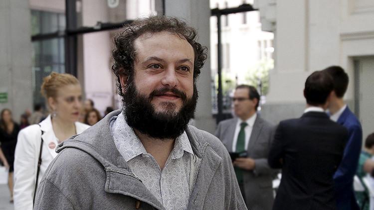Absuelven al concejal de Madrid Guillermo Zapata del delito de humillación a víctimas del terrorismo