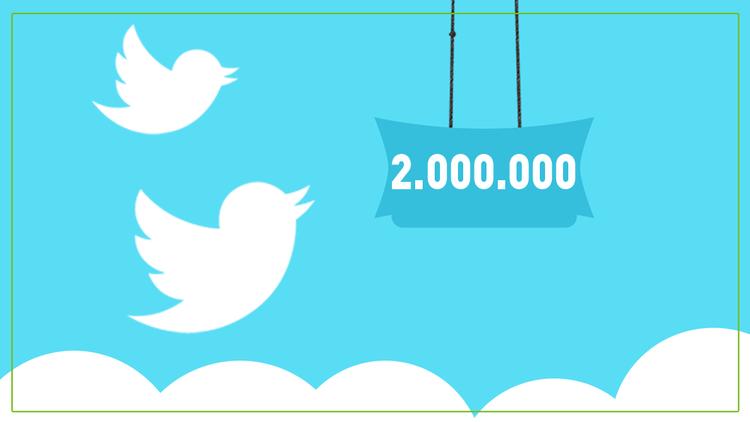 Dos millones de suscriptores en Twitter: ¿A qué espera para seguir a RT en Español?