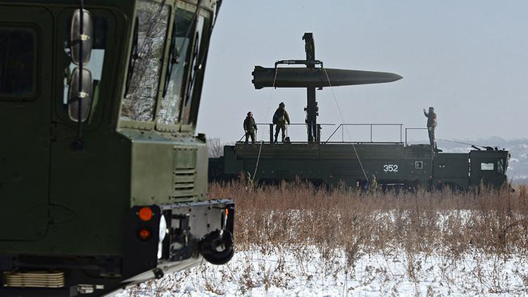 Rusia desplegará misiles Iskander en Kaliningrado ante amenaza de los Tomahawk de EE.UU.