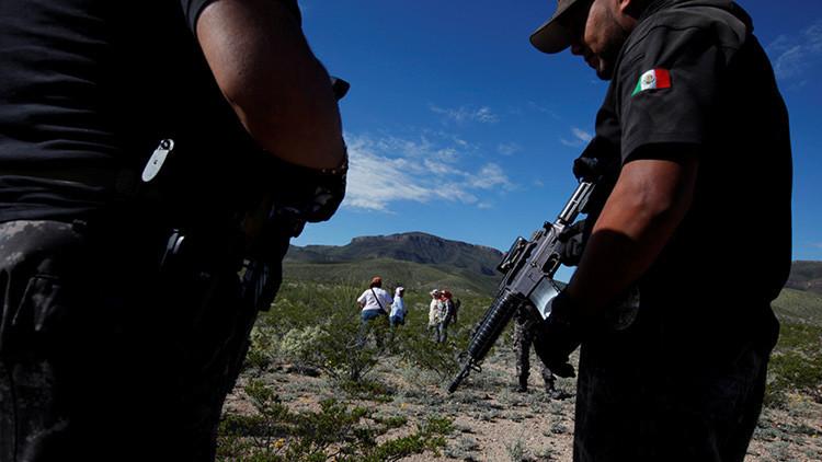 Descubren 32 cuerpos y nueve cabezas en fosas clandestinas en México