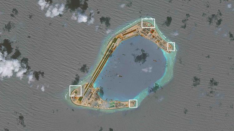 ¿Ha armado Pekín las islas artificiales del mar de la China Meridional?