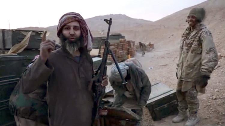 El Estado Islámico podría haberse apoderado de los sistemas antiaéreos de Palmira