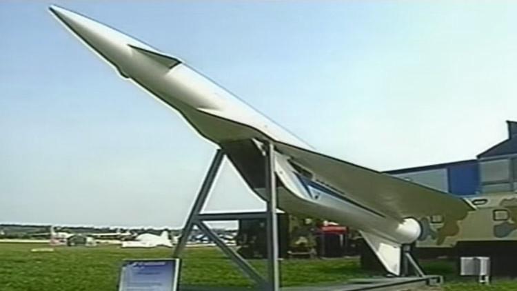 Rusia desclasifica una 'capa de invisibilidad' de plasma para sus misiles de crucero