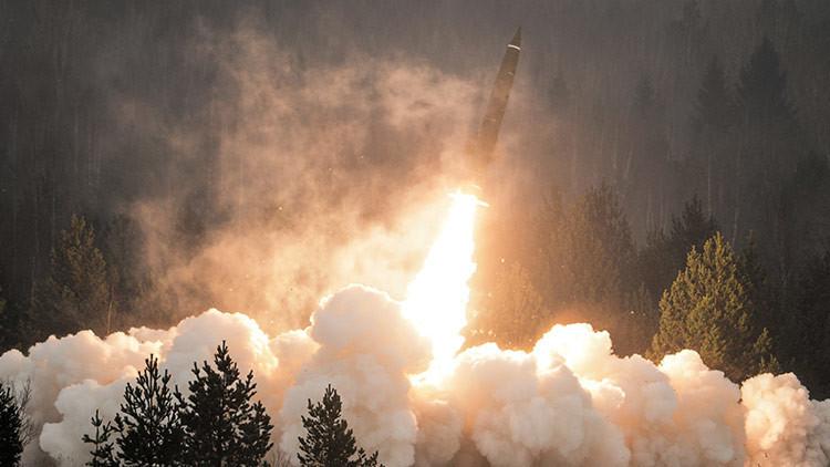 """Putin: """"EE.UU. сreó premisas para una nueva carrera armamentista"""""""