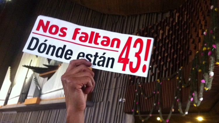 Ni Navidad ni Año Nuevo para las familias de los desaparecidos en México