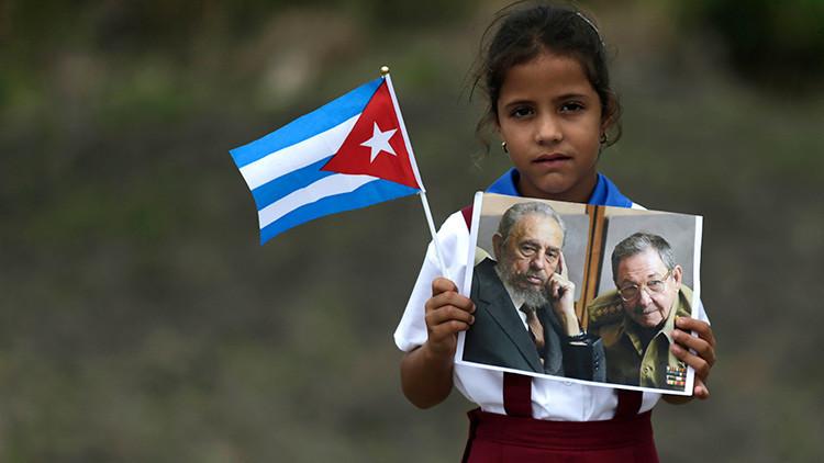 Putin felicita a Raúl Castro por el Año Nuevo y espera que continúe con la causa de Fidel