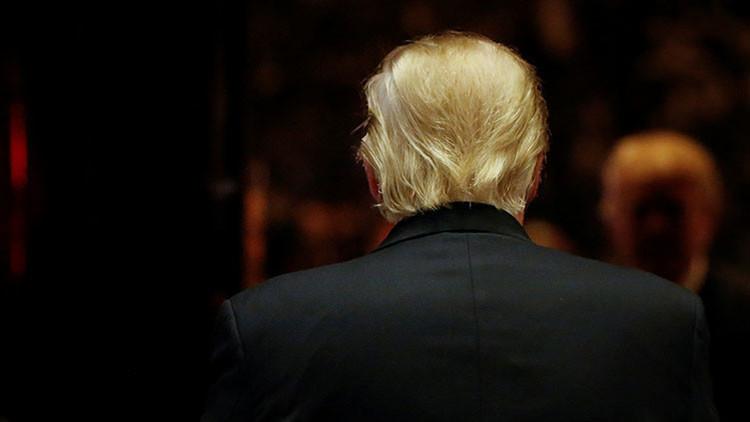 """""""Es muy probable que Trump sufra un 'impeachment' dentro de los primeros 18 meses"""""""