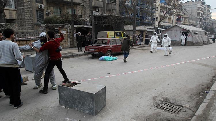 """Moscú: """"Las pruebas para acusar a Damasco del uso de armas químicas son casi inexistentes"""""""