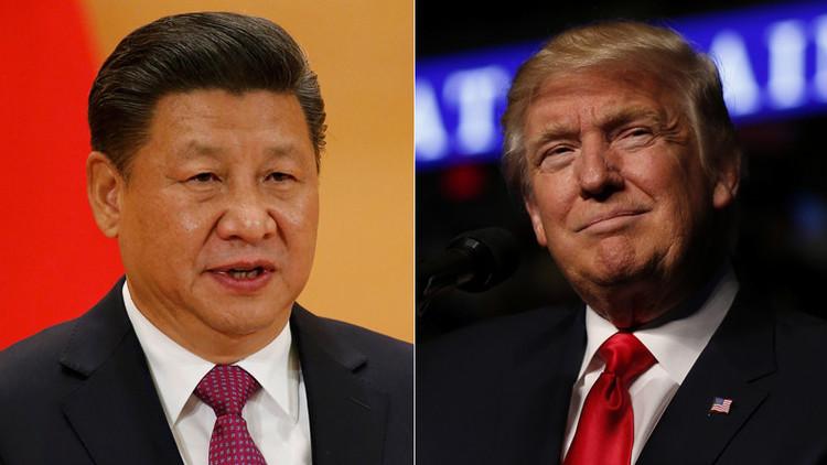 """Trump dirige una carta """"constructiva"""" a Pekín… y no tiene ni acuse de recibo"""
