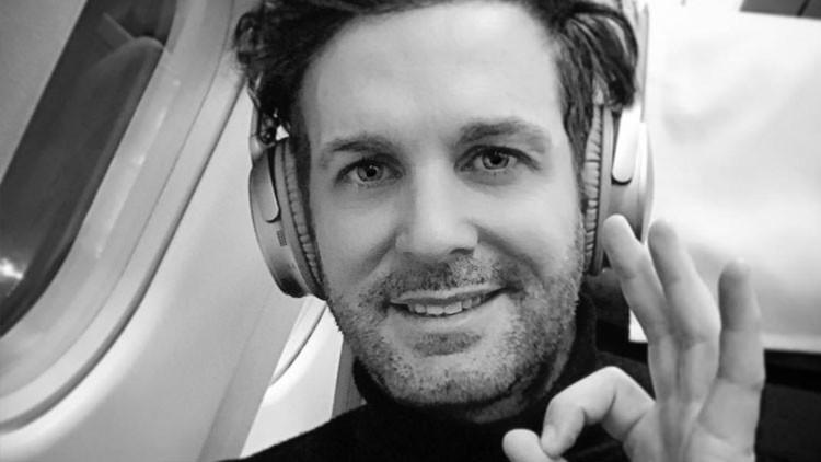 Un cantante argentino graba la explosión en el avión de Aerolíneas Argentinas