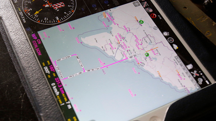 Schettino británico: sale a navegar usando su iPad como brújula y hunde el barco