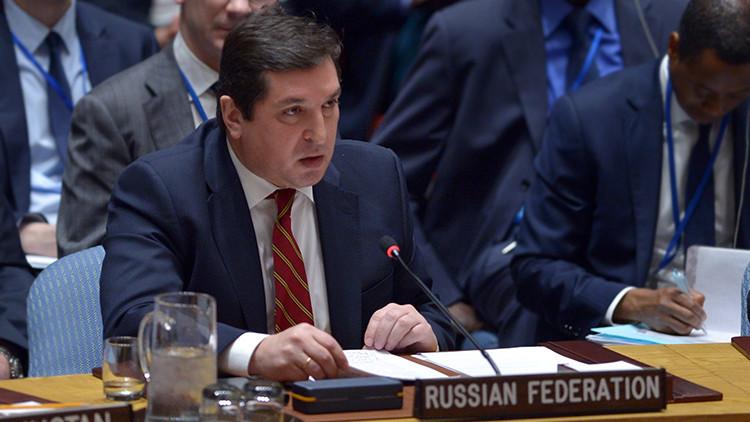 """Rusia ante la ONU: """"Ni se les ocurra enemistarnos con el mundo árabe"""""""