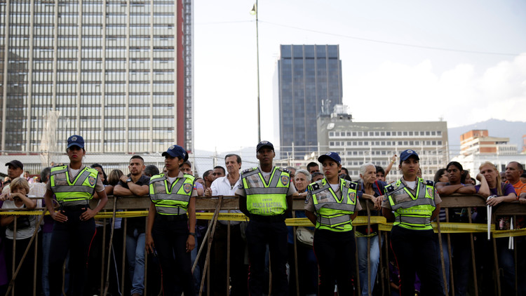 """""""Estas fotos de las protestas en Venezuela no las difundirán los grandes medios"""""""