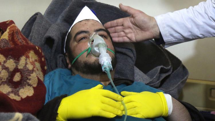 """Los medios de EE.UU., """"demasiado cobardes"""" para investigar el supuesto ataque químico en Siria"""