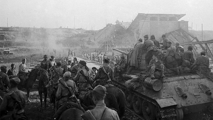VIDEO: Moscú publica imágenes únicas de los años de la Segunda Guerra Mundial
