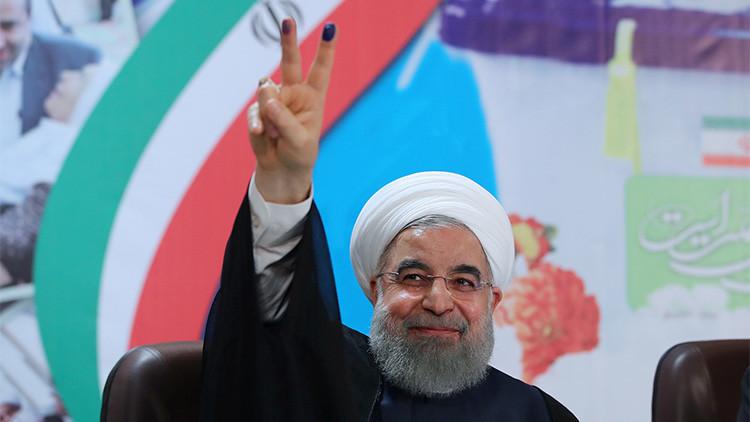 Irán: Hasán Rohaní lidera en las elecciones presidenciales
