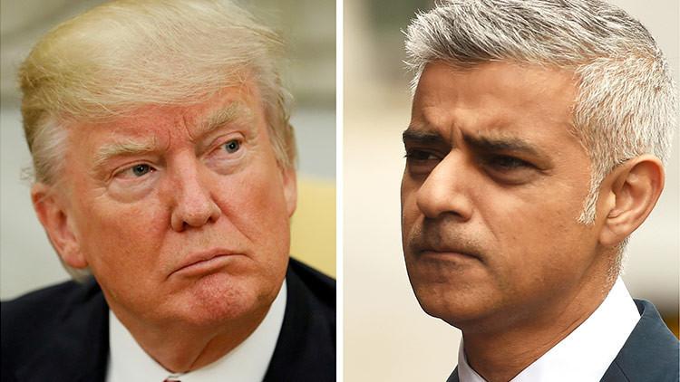 ¿Cómo se enemistaron Trump y el alcalde de Londres tras el último atentado?