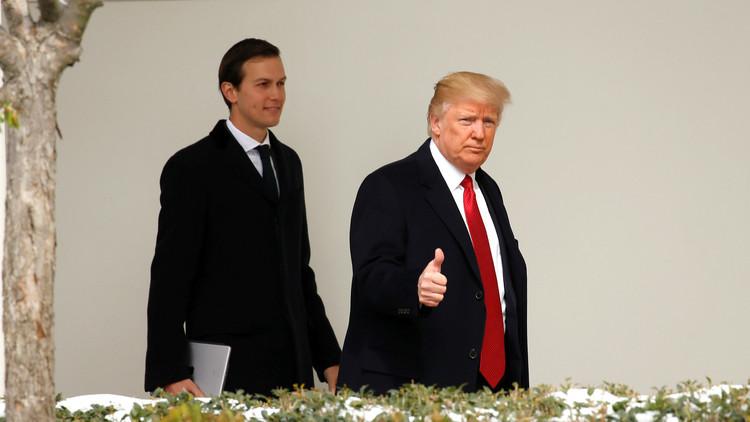 """Jared Kushner, la 'eminencia gris' detrás de Trump a cargo de """"los problemas clave"""""""