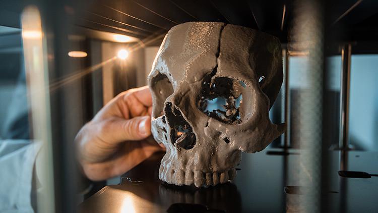 FOTO: Científicos recrean el rostro de una momia de 3.500 años de edad