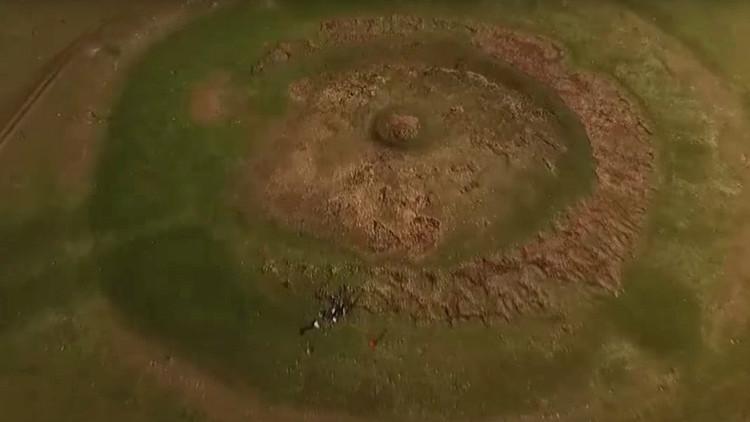 Descubren un misterioso altar solar de 3.000 años en China (VIDEO)