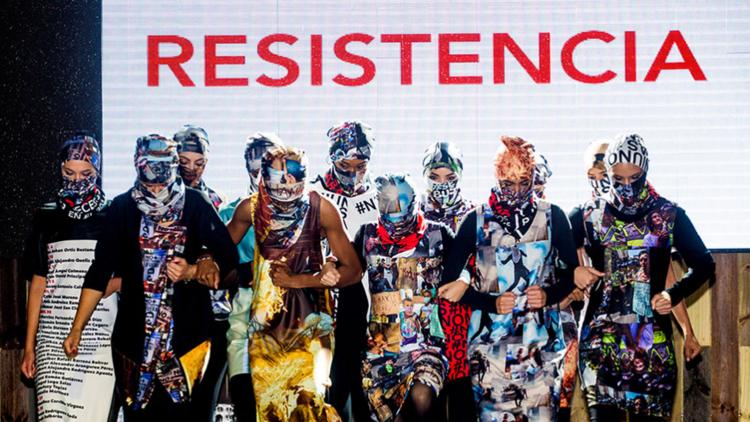 ¿Moda guarimbera?: Presentan una línea de ropa inspirada en los violentos venezolanos