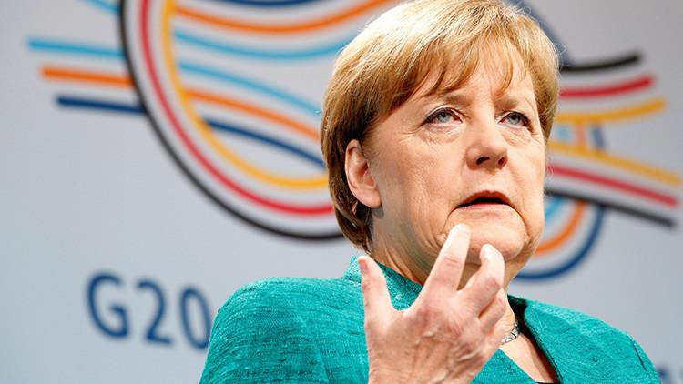 """Merkel: """"El mundo se beneficiará de un diálogo bueno y honesto entre Rusia y EE.UU."""""""