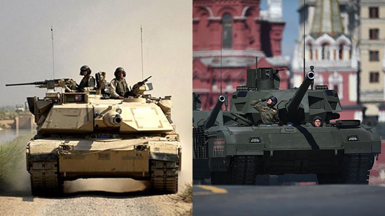 'Crisis de tanques': EE.UU. es incapaz de contrarrestar los logros de Rusia