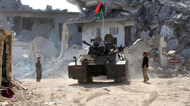 El Estado Islámico pierde el control sobre sus territorios en Libia