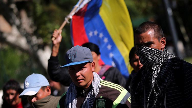 Oposición venezolana condena amenazas de intervención extranjera sin hacer mención a Trump o EE.UU.