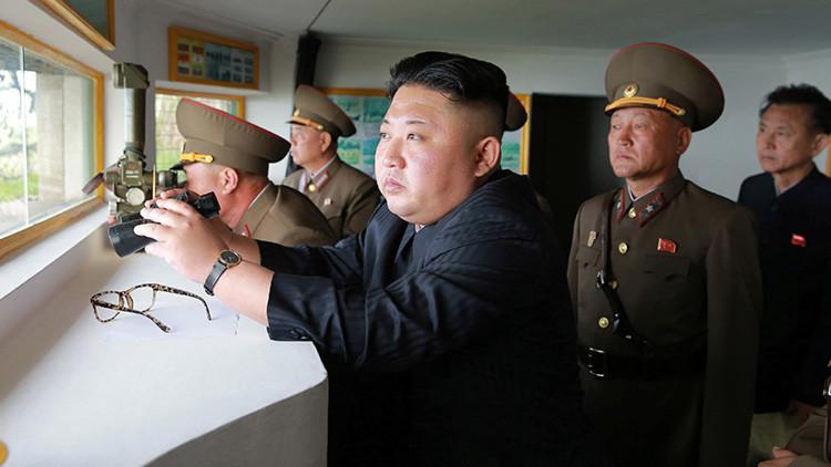 La 'desaparición' de Kim Jong-un sugiere el lanzamiento inminente de un misil