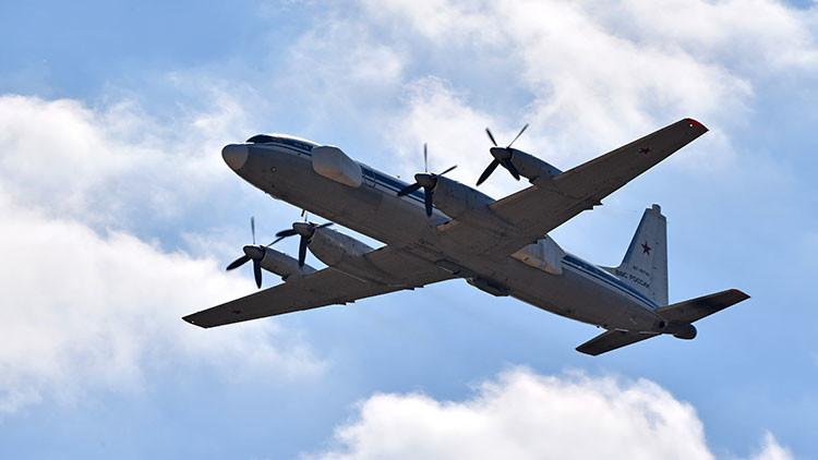 Rusia presentó el Il-22 Porubschik, su innovador avión de guerra electrónica