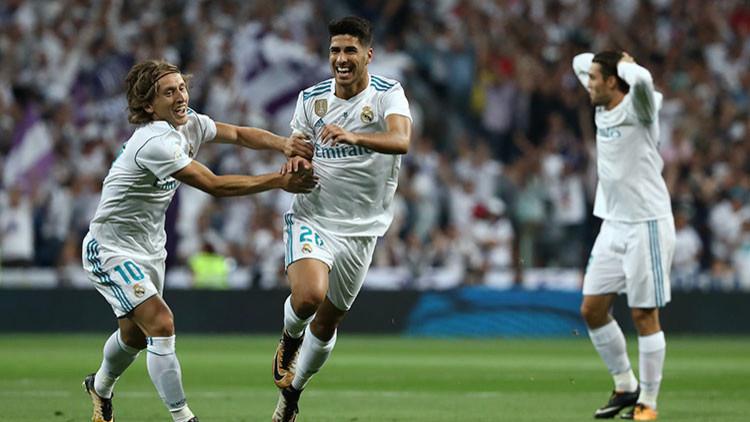 El Real Madrid conquista la Supercopa de España tras arrollar al Barcelona