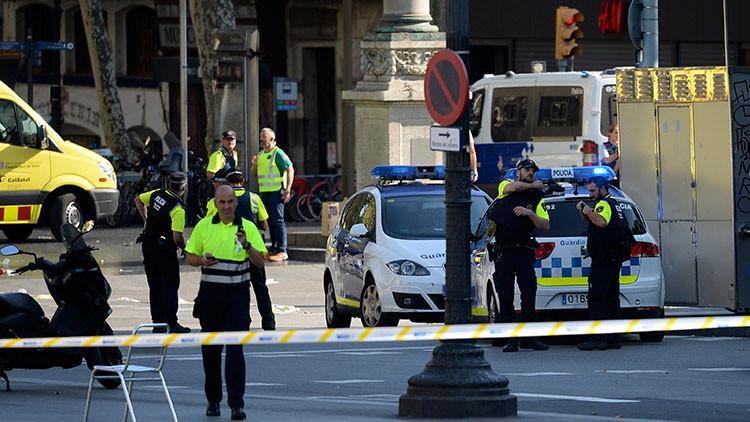 El Estado Islámico se atribuye el mortal atentado de Barcelona