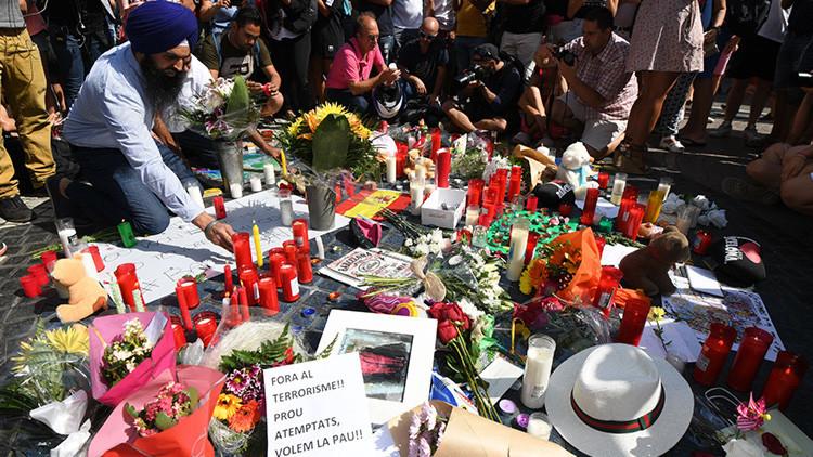 Ultraderechistas y antifascistas convocan concentraciones en Las Ramblas de Barcelona