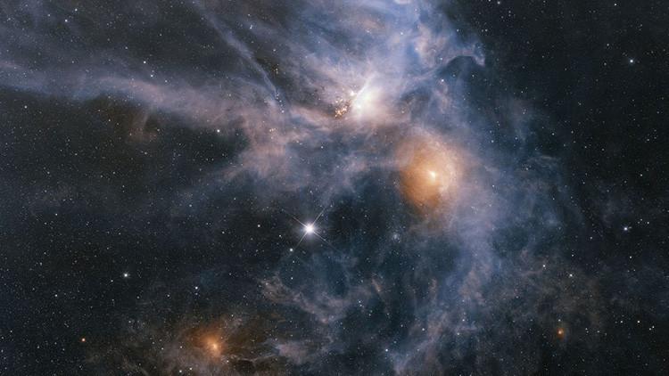 Los astrónomos descubren una 'extraña fuerza' en las entrañas de la moribunda estrella Antares