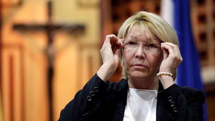 La exfiscal venezolana Luisa Ortega se encuentra en Colombia