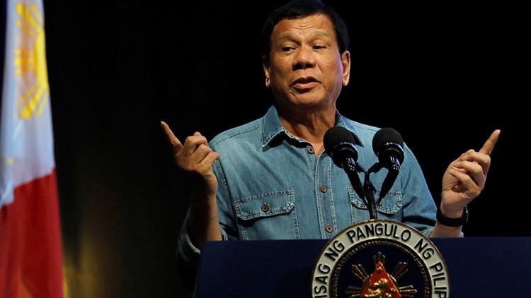 """""""Dejen de desperdiciar vidas humanas"""": La Iglesia católica condena la guerra antidroga de Duterte"""