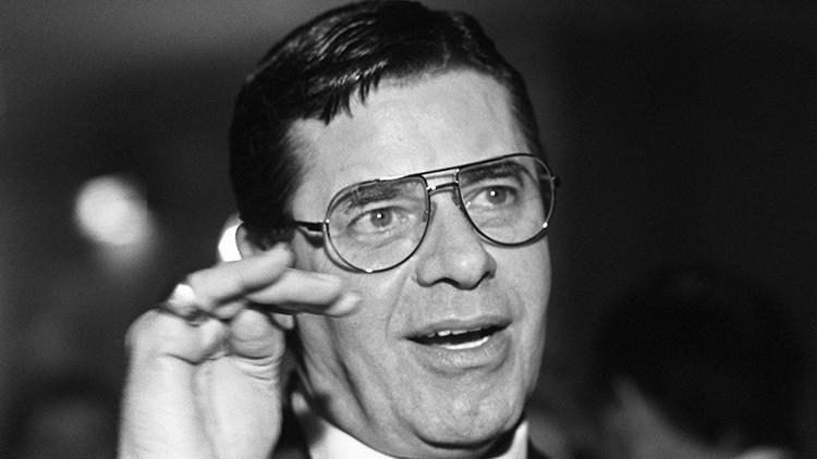 Muere el legendario comediante y actor Jerry Lewis a los 91 años de edad