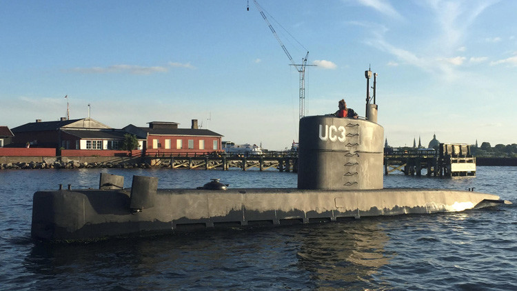 Enigma resuelto: ¿Qué pasó con la periodista en su viaje subacuático con un inventor?