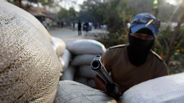 VIDEO: Así extorsionan los narcos mexicanos a un alcalde mexicano
