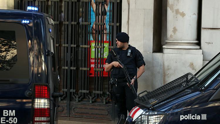 Los cuatro detenidos por los atentados en Cataluña son los únicos de la célula que siguen vivos