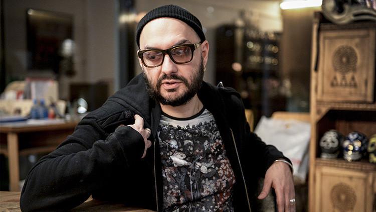 Detienen al director teatral ruso Kirill Serébrennikov acusado de fraude