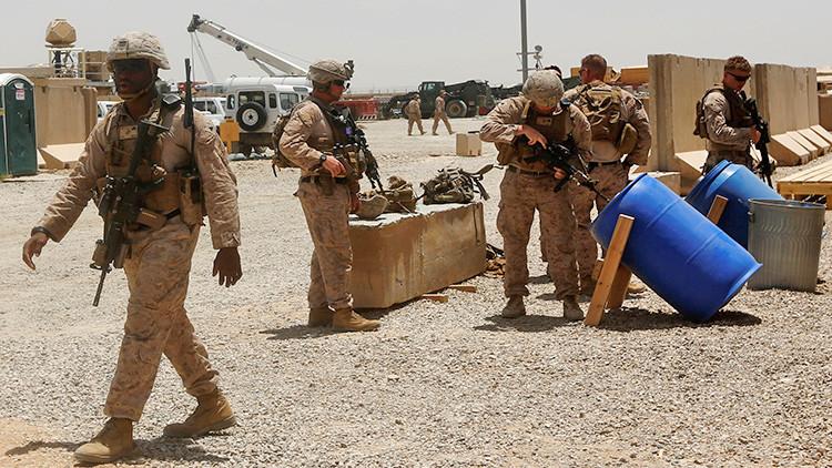 """Los talibanes responden al nuevo plan de Trump en Afganistán: Será un """"cementerio"""" para sus soldados"""