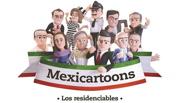 'Mexicartoons': la serie de animación en 3D que pretende reinventar el mercado televisivo