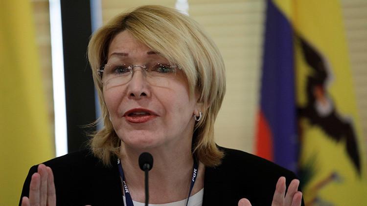 """El fiscal de Venezuela califica a Luisa Ortega Díaz de """"turista mundial"""""""