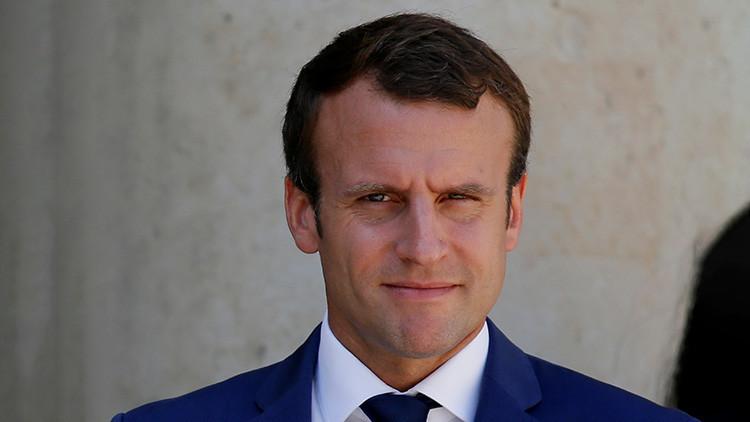 El presidente de Francia gasta 30.000 dólares en maquillaje en tres meses