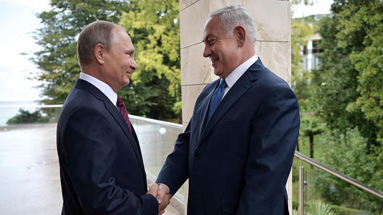 Video: Netanyahu revela qué le regaló Putin