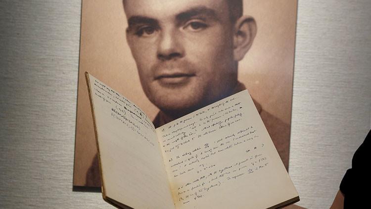 """""""Detesto EE.UU."""": encuentran casi 150 cartas de Alan Turing"""